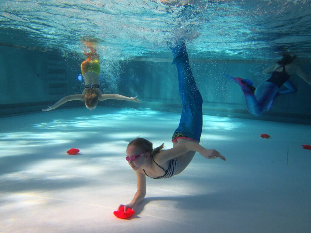 mermaid level 1